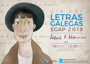 Actos en conmemoración do Día das Letras Galegas